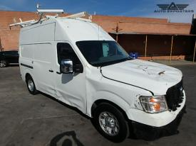 Salvage Nissan NV Cargo